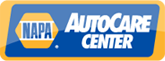 Smaller version of the NAPA AutoCare Center logo