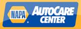 Smaller version of the NAPA AutoCare Center logo
